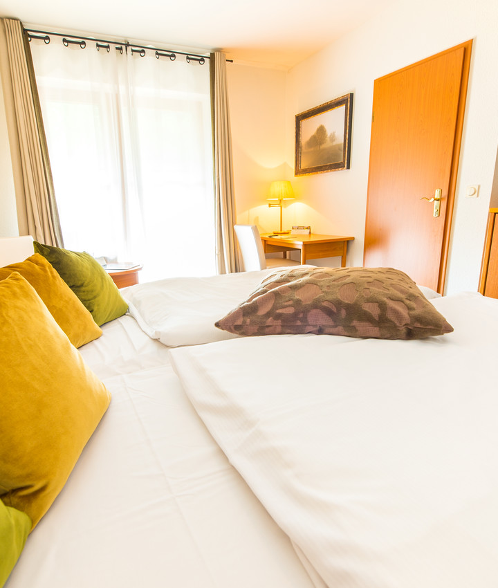 Book double room